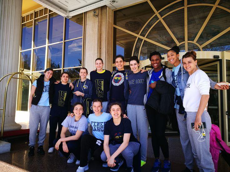 Fenerbahçe Kadın Basketbol takımına ev sahipliği yapmaktan onur duyduk. Bizi tercih ettikleri için sonsuz teşekkür ederiz. We are proud to host Fenerbahçe Women Basketball team at our hotel. Many thanks to them for choosing to stay with us.