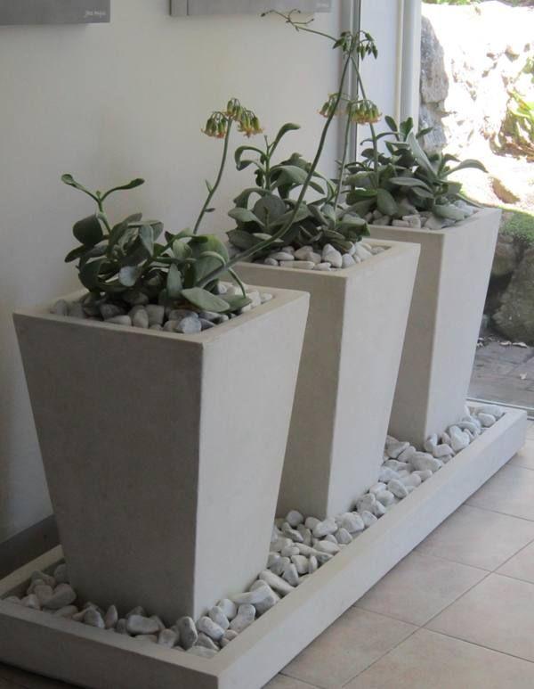 SUSPENDED ZEN PLANTER | StoneCast