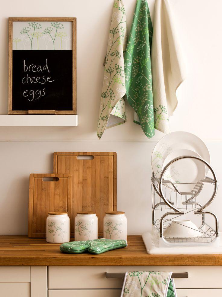 Good Dieser stilvolle Kaffeebeh lter aus Keramik mit Bambusdeckel wird deine K che organisiert und ordentlich halten und gleichzeitg