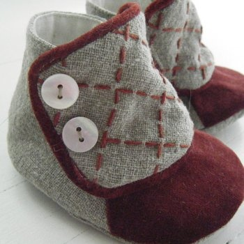 gorgeous baby boots
