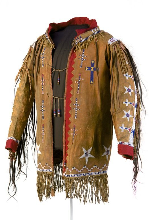 1000 Images About American Indian Coats Jackets On Pinterest Auction Sioux And Western Art