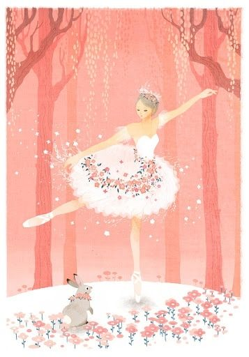 sugar plum fairy by Melissa141