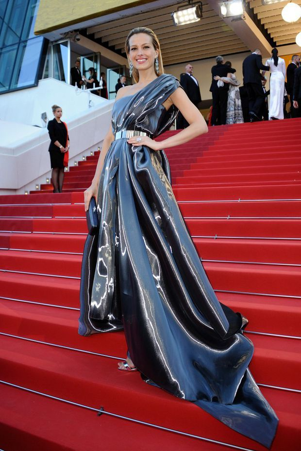 Petra Nemcova s-a făcut de râs la Cannes - http://tuku.ro/petra-nemcova-s-a-facut-de-ras-la-cannes/