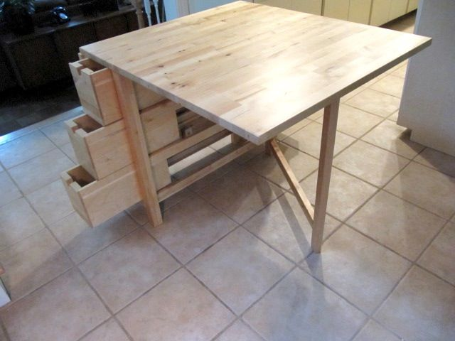 49 best sewing tables images on pinterest craft stitching and building furniture. Black Bedroom Furniture Sets. Home Design Ideas