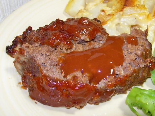 Meatloaf: everyone has their own way of doing it, but mine is based off this one. The ground mustard in the topping is such a fantastic idea that I always put some in the meat as well.