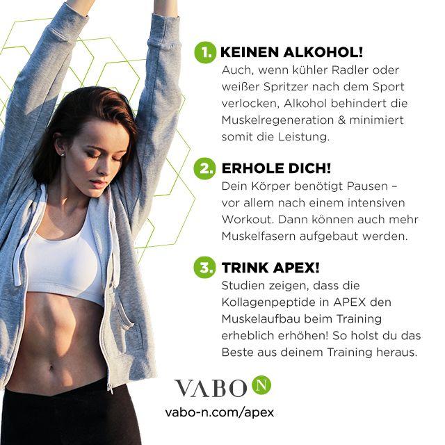 Der Kopf knallrot, das Wasser rinnt, die Beine zittern und du fühlst dich trotzdem unglaublich gut? Herzliche Gratulation! 👏 Dann hast du mit großer Wahrscheinlichkeit gerade ein erfolgreiches Training hinter dich gebracht! 💪 Mit den richtigen Entscheidungen nach dem Workout, kannst du das Beste aus deinem Training herausholen und doppelt & dreifach profitieren. Maximale Leistung soll schließlich mit maximalem Effekt belohnt werden, oder? 😉 #vabo_n #healthylifestyle #workout #fitlife