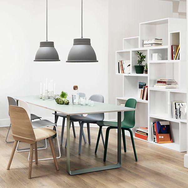 Studio lamppu, harmaa | Riippuvalaisimet | Valaisimet | Finnish Design Shop