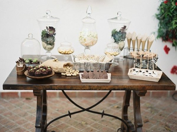 Rustic Andalusia Cortijo Wedding with Succulents