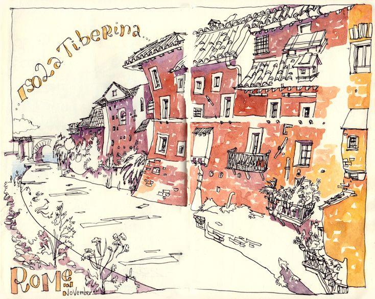 Tiberina Island, Rome