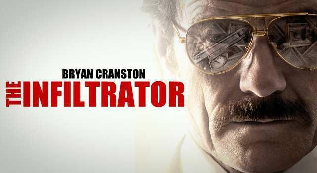 'The Infiltrator' Movie Trailer #2