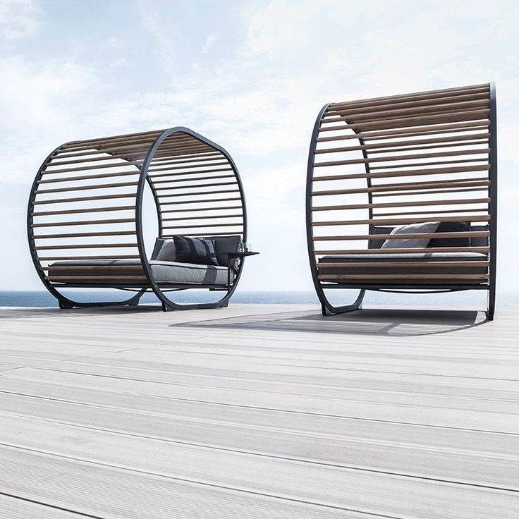 Gloster Cradle Daybed | Outdoor Furniture | Gloster UK