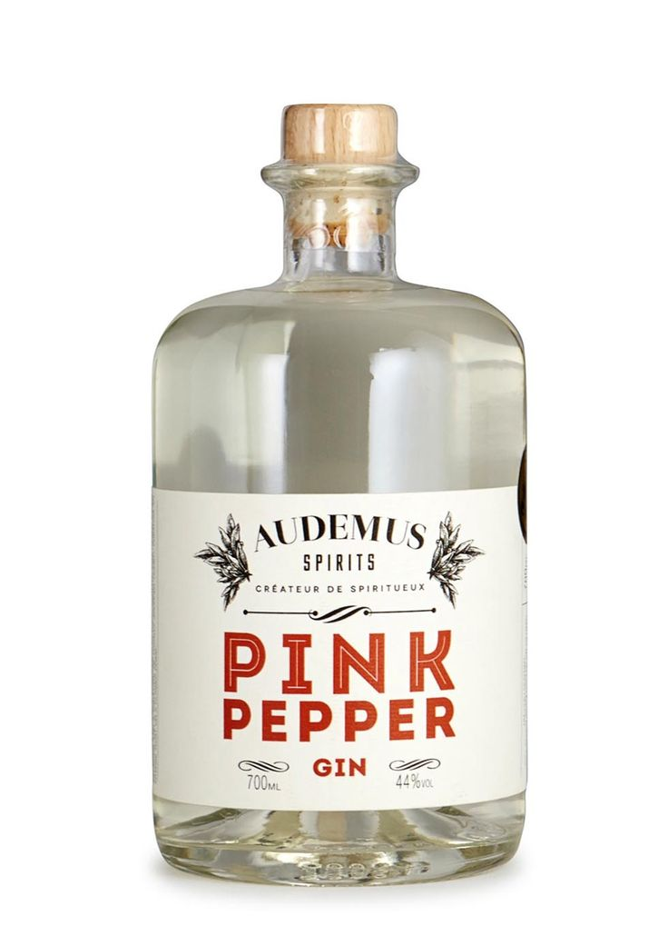 Distilled in tiny batches in the Cognac region, Pink Pepper is an innovative, unconventional and contemporary addition to the gin market. Designed to be an entirely unique, intense and aromatic gin, Pink Pepper has the capacity to age and evolve both in the bottle and in the glass. When the bottle is young, or when diluted or chilled, fresher, spicy notes of pink pepper, juniper and cardamom are prominent. Over time, however, the liquid evolves and warms up allowing notes of patisserie…