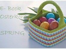 Osterkorb oder Utensilo ** Spring**