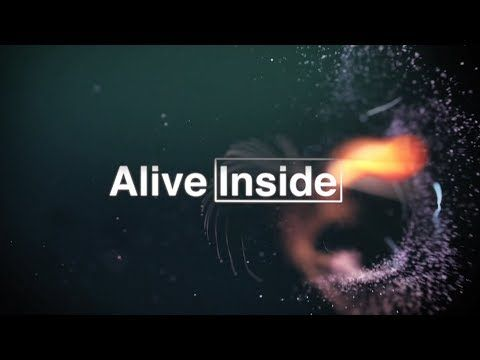 Alive Inside, a documentary film being shown in selected theaters across the U.S., tells the story of a social worker using iPods and personalized playlists to bring new life to nursing home residents with Alzheimer's.