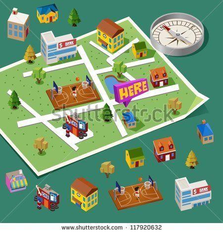 Building City Stock Vectors & Vector Clip Art | Shutterstock