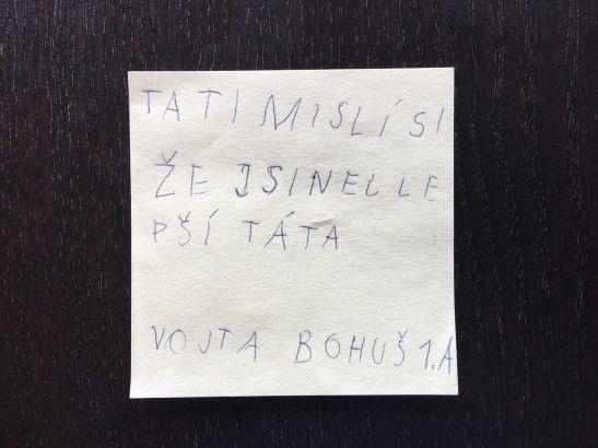 Jak se mstíme na dětech - česká škola >> ottocopy