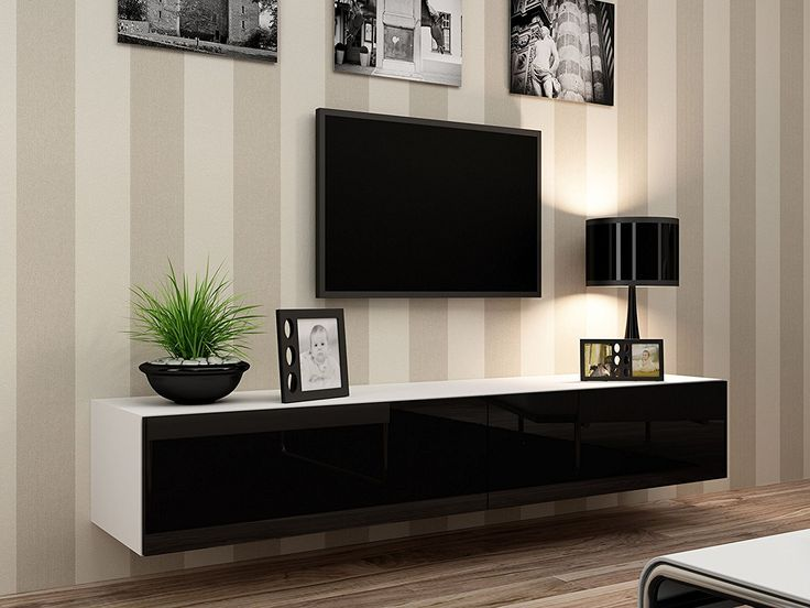 Best 25 hanging tv ideas on pinterest hanging tv on wall tv on wall ideas living room and for How high to hang tv in living room