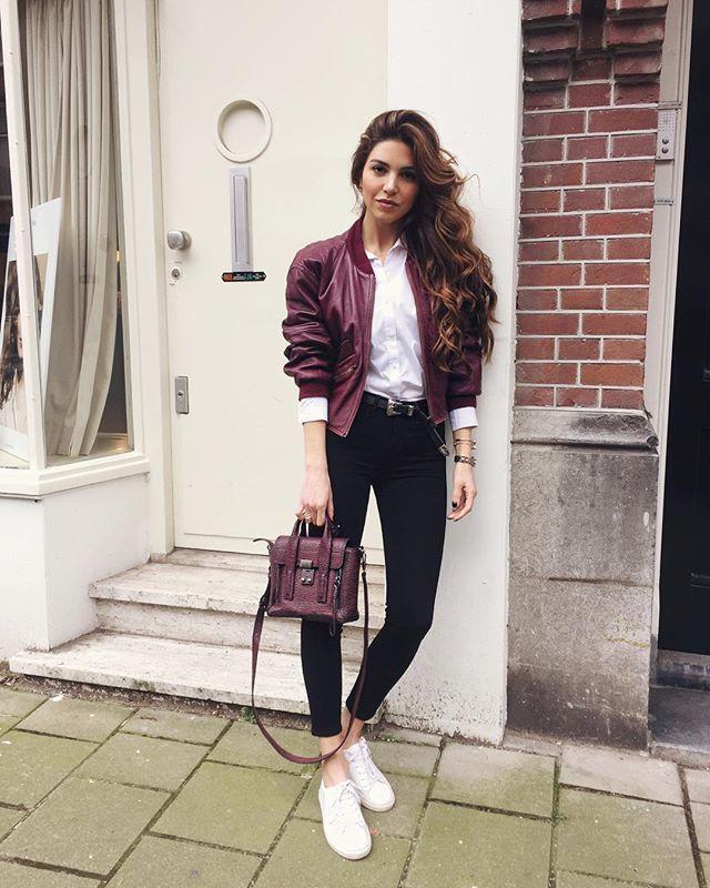 Negin Mirsalehi @negin_mirsalehi Keeping it casual...Instagram photo | Websta (Webstagram)
