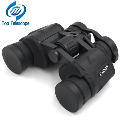 Genuine Canon Binoculo Powerful Binoculars 8x40 Night Vision Hunting Sport Telescopio High Quality Telescope Long Range Outdoor