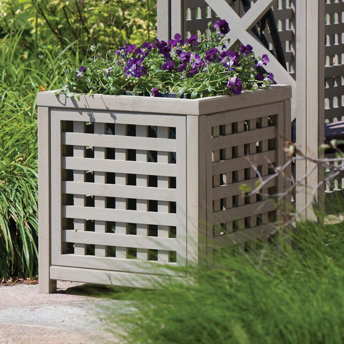 26 Best Images About Outdoor Lattice Projects On Pinterest