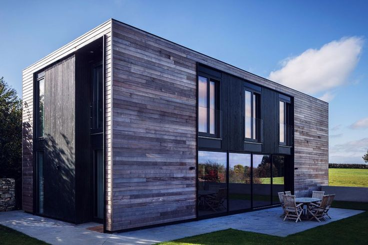 These Prefab Homes Are Designed To Passive House Standards Passive House Design Passive House Prefab Homes
