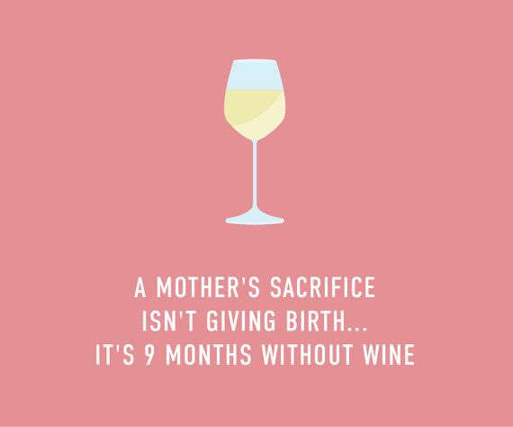 Funny Mother's Day cards: The ultimate sacrifice