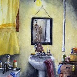Art Lover Place - Desordre intime (Peinture) par Dominique Serusier