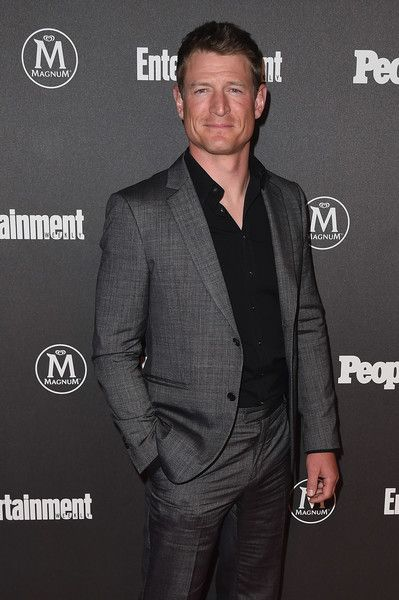 Philip Winchester Photos Photos - Actor Philip Winchester attends the 2016 Entertainment Weekly & People New York Upfronts VIP Party at Cedar Lake on May 16, 2016 in New York City. - 2016 Entertainment Weekly & People New York Upfronts VIP Party