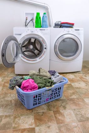 Family Ideas | Turn Laundry Time Into Good Clean Family Fun