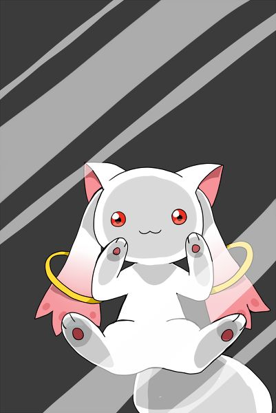 Crunchyroll - Fanart Meme Traps Anime Characters Behind Smartphone Glass. MEN AND WOMEN, WE HAVE TRAPPED THE KYUBEY