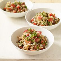 Image of  Farro Salad with Tomatoes and Balsamic