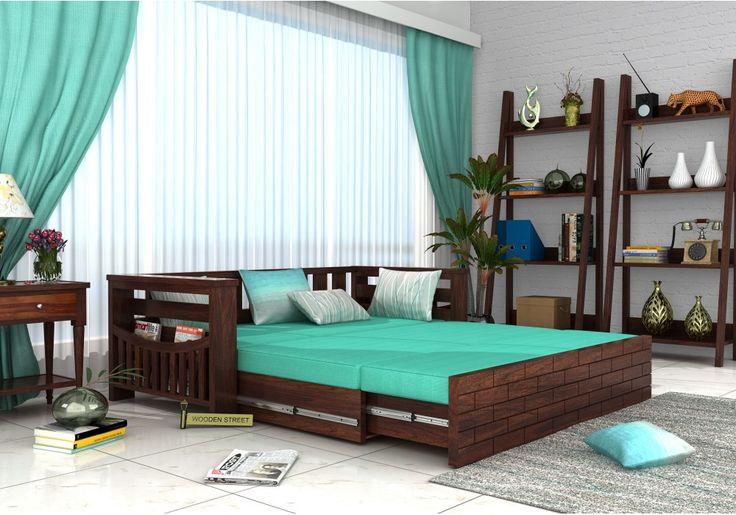 #sofacumbed #Coimbatore #Delhi #Faridabad #Kochi #Mumbai #Noida #sofabeds #Pune #Hyderabad #Jaipur #Bangalore #sofaindia #Chennai #Vishakhapatnam #Ghaziabad #Goa #Gurgaon Get Great Deals on Sereta Sofa Cum Berth (Walnut Finish) at WoodenStreet. Buy Wooden Furniture Online with ✓Elegant Designs ✓Free Shipping
