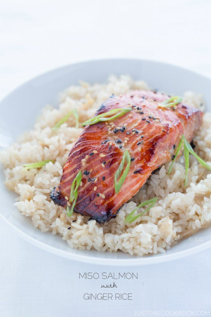 Miso Salmon recipe with simple ingredients | Easy Japanese Recipes at JustOneCookbook.com