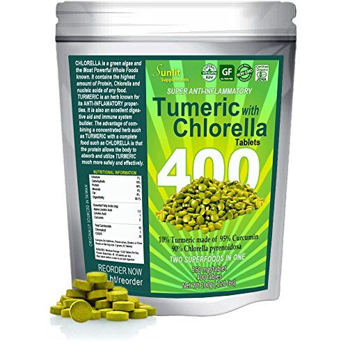 Sunlit Chlorella w/ Turmeric Tablets. Superfood supplement combines Organic raw non-GMO Chlorella Pyrensoidosa with Turmeric root (95% Concentrated Curcumin). No fillers no preservatives.     Tag a friend who would love this!     $ FREE Shipping Worldwide     Get it here ---> http://herbalsupplements.pro/product/sunlit-chlorella-w-turmeric-tablets-superfood-supplement-combines-organic-raw-non-gmo-chlorella-pyrensoidosa-with-turmeric-root-95-concentrated-curcumin-no-fillers-no-preservatives…