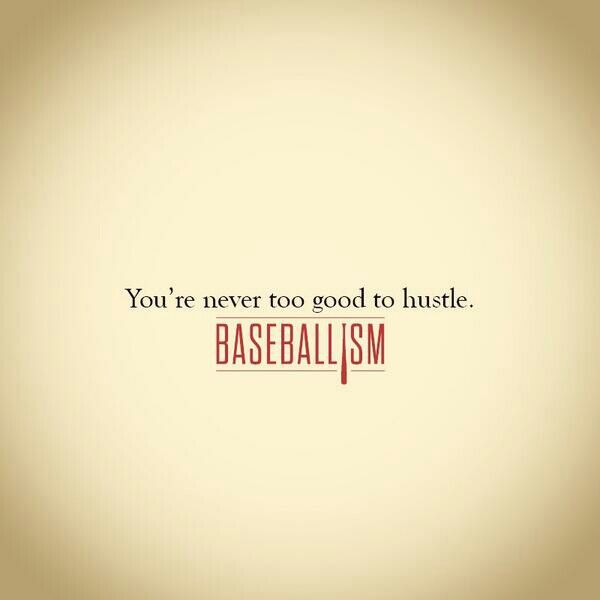 most definitely. hustling always looks good and shows that you want to be there.