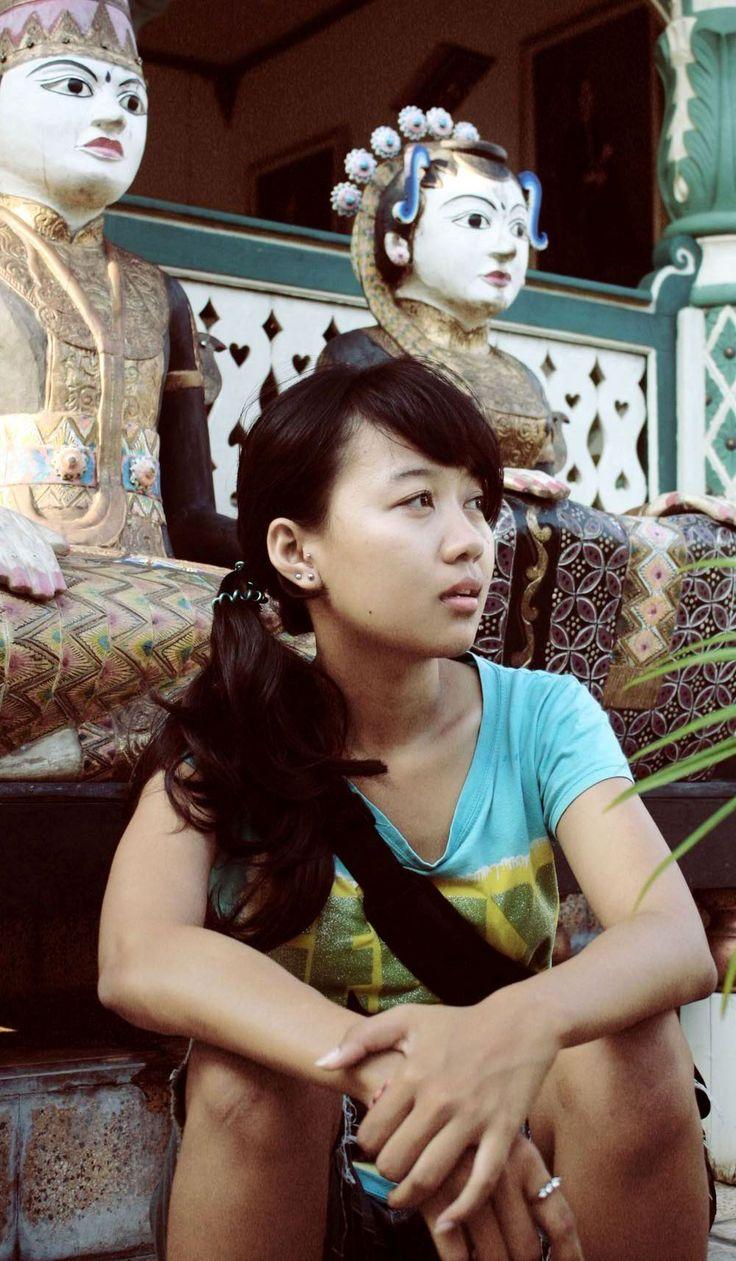 in Batik Mangkoro, Jogja