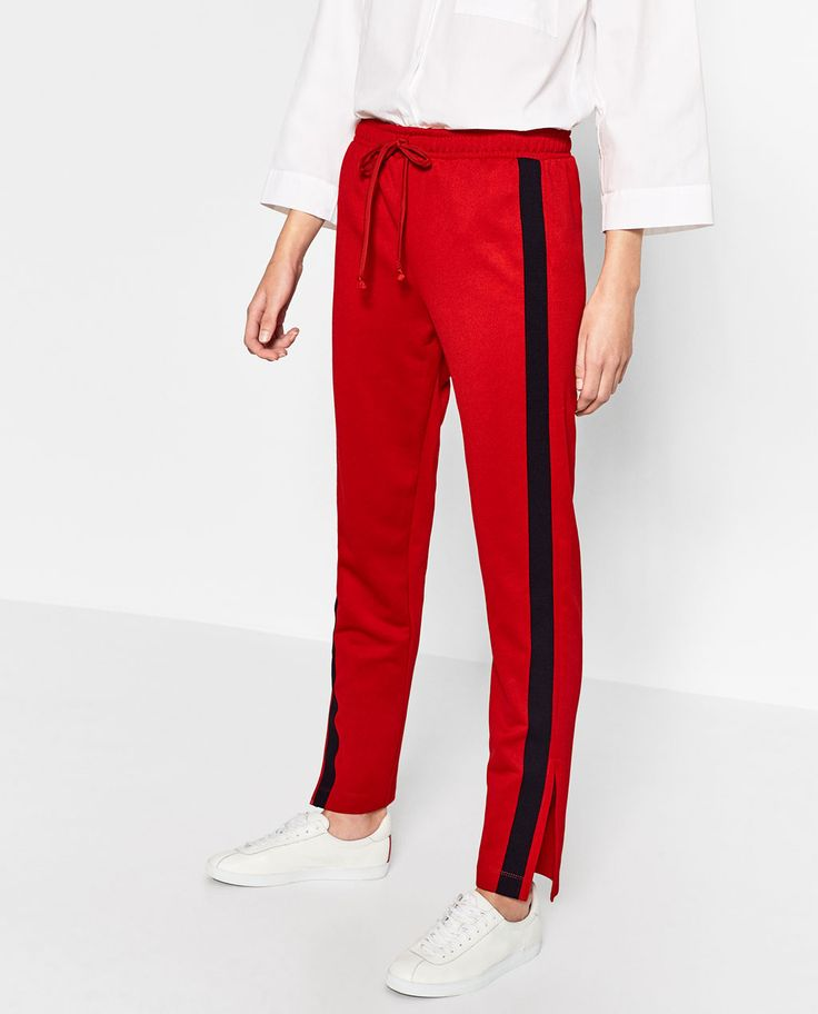 Image 2 of JOGGING TROUSERS from Zara