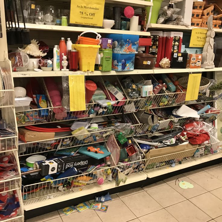 CHRISTMAS TREE STORE in Charleston –  'As-Is' 75% OFF Shelves