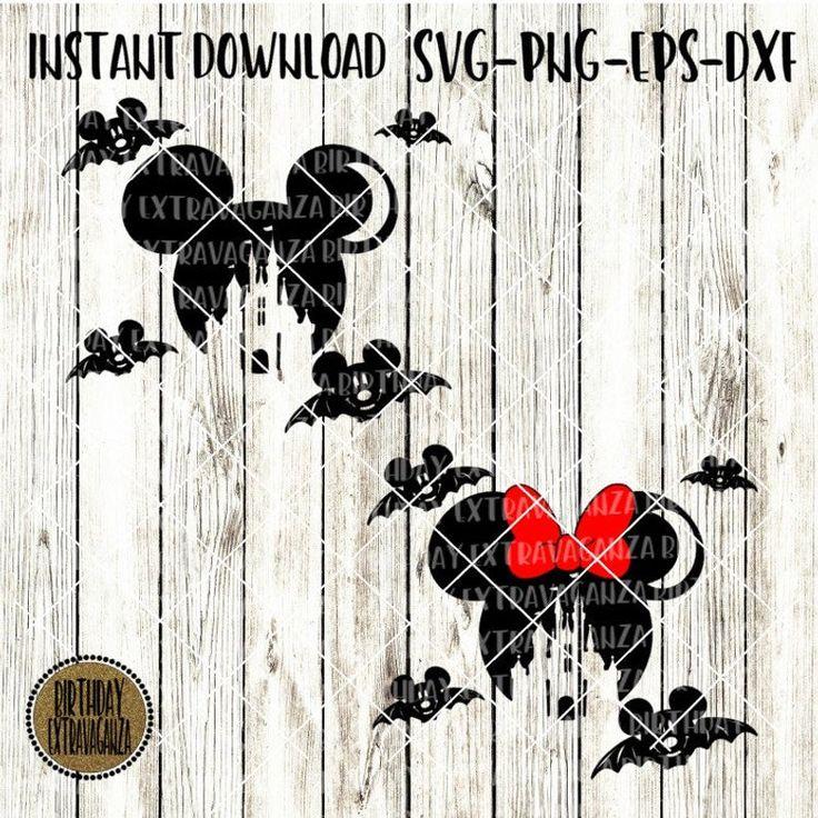 Pin by Birthday Extravaganza on Halloween Mickey
