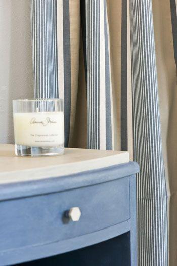 Montpellier Ticking | Annie Sloan Fabric