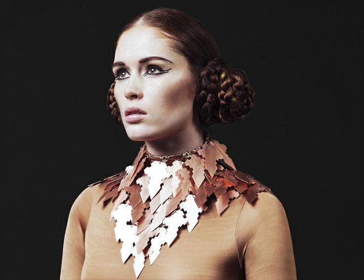 Princess Leia Makeup - Mugeek Vidalondon