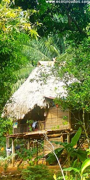 Embera, Chagres River, Panama  www.ecocircuitos.com