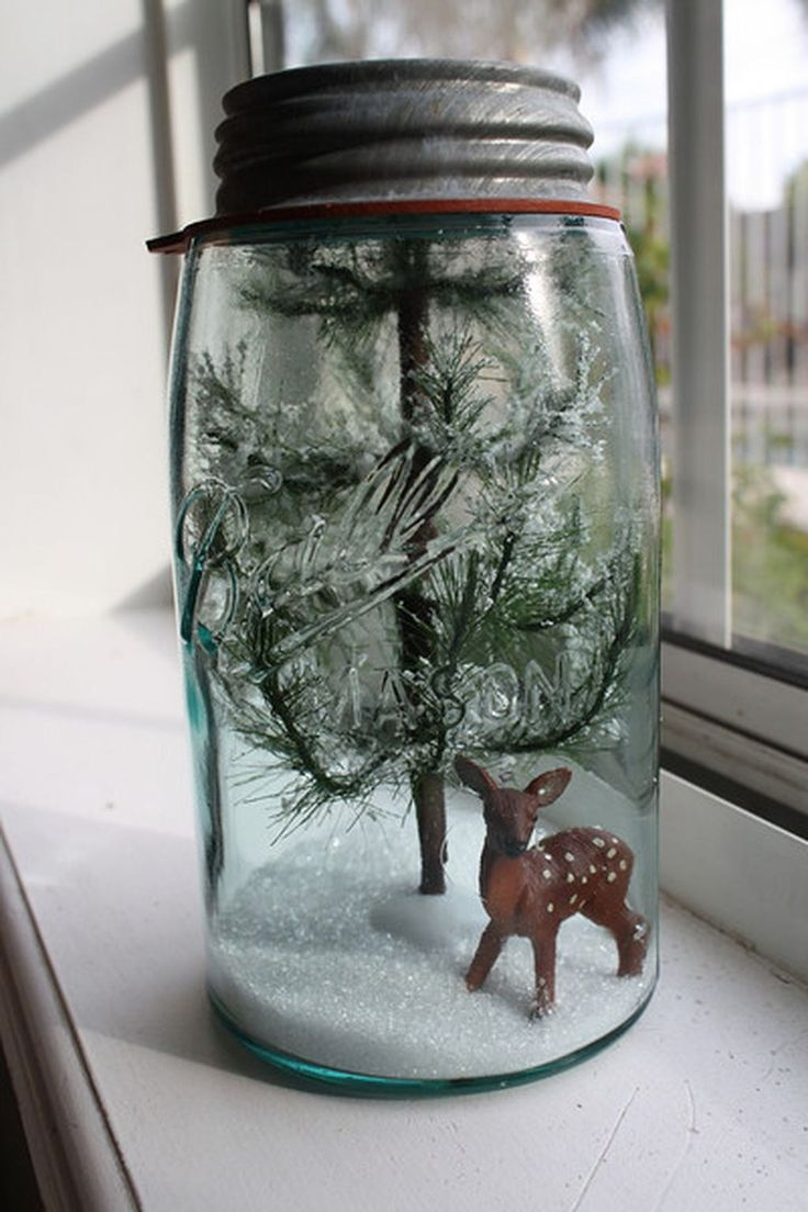 Incredible Rustic Farmhouse Christmas Decoration Ideas 40