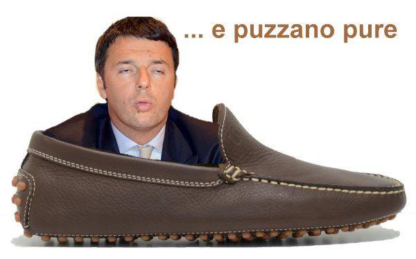 Della Valle vuol fare le scarpe a Renzi?