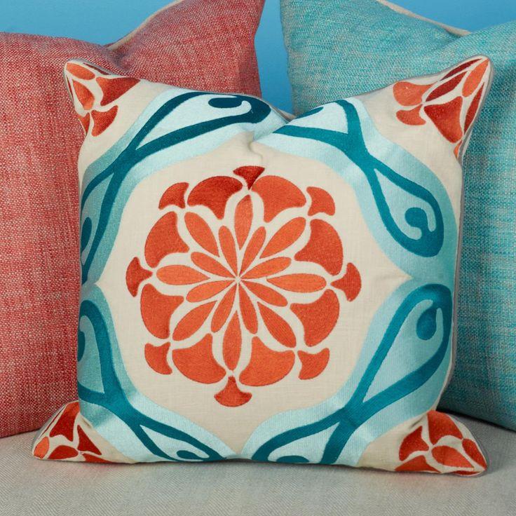 dekoration aus korallfarben ideen | boodeco.findby.co