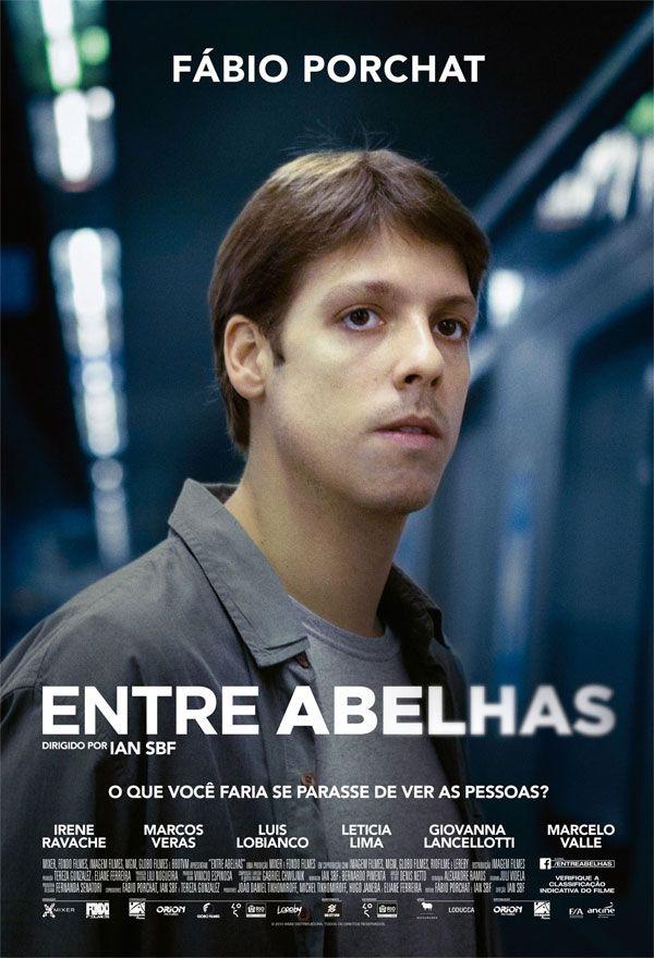 """""""Entre Abelhas"""" (filme nacional - 2015), drama/comédia com um bom enredo."""
