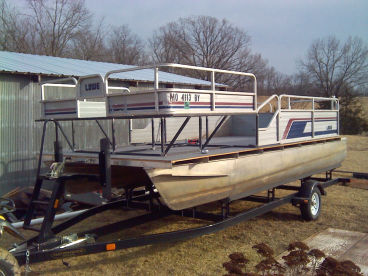 17 best images about bowfishing plans on pinterest posts for Bow fishing platform