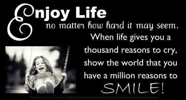 Enjoy Life: Thoughts, Life Quotes, Happy Friday, Keep Smile, Inspiration, Friday Quotes, Favorite Quotes, Enjoying Life, Living