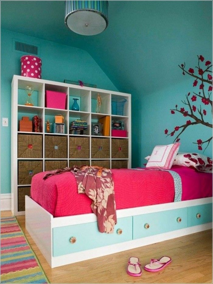 Best 25 cute girls bedrooms ideas on pinterest decorating teen bedrooms room ideas for girls - Cute teen room decor ...