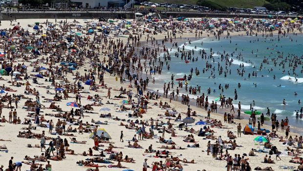 Sydney to bask in record-breaking temperatures this week - The Sydney Morning Herald #757Live